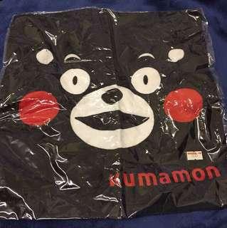 購自日本🇯🇵熊本熊Kumamon小方巾 毛巾