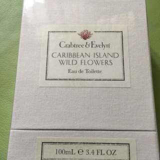 Crabtree 香水