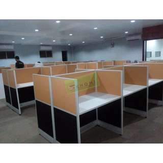 Office Partition Cubicles :)  Office Partition Furniture