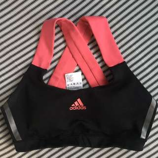 Authentic adidas sports bra