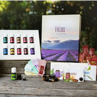 BNIB Young Living Premium starter kit without diffuser