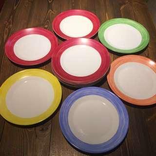 🚚 法國製彩虹圓盤