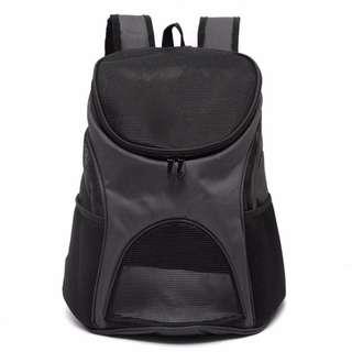 *NEW* Pet Dog Cat Puppy Double Shoulder Backpackr Carrier Bag