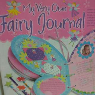 My Very Own Fairy Journal