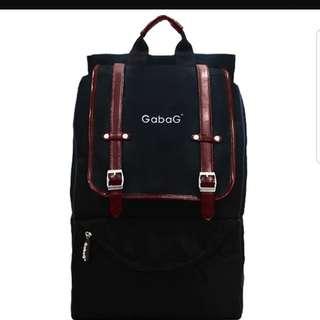 GabaG Calmo Black Cooler Bagpack