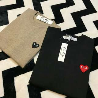 PLAY Comme des Garcons Pullover