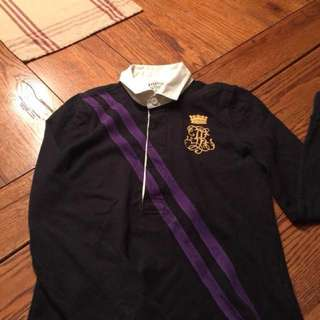 Vintage Polo Rugby Shirt