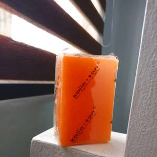 Lightening Soap