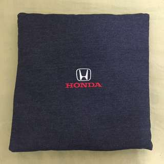 HONDA pillow