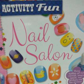 Nail Salon - Fun Activity