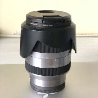 Sony 18-200mm like new