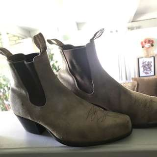 Vintage RM Williams boots