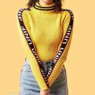 UNIF turtle neck sweater