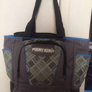 Point Zero Laptop bag