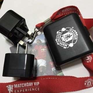 Universal Adaptor Manchester United