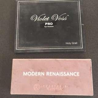Violet Voss and Modern Renaissance Palettes