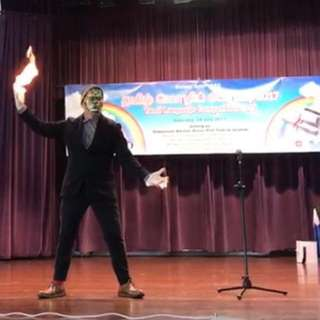 Magician For Kiddie Parties Base On Your Budget