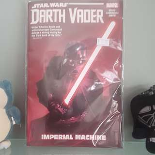 DARTH VADER LORD OF THE SITH VOL 1-6 (Rental)