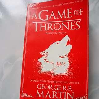 A Game of Thrones (Perebutan Takhta)
