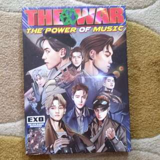 [READY STOCK] EXO THE POWER OF MUSIC (No photocard)