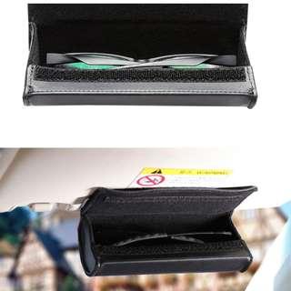 Visor sunglasses box