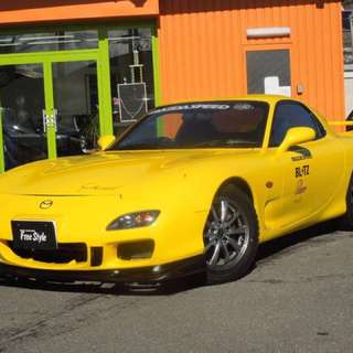 MAZDA RX-7 TYPE RB S PACKAGE 淨車價$110000  Month / Year:08.1999  Color:YELLOW  Mileage:129,545 km Displacement:RE  Steering:Right  Transmission:MT  Fuel:GASOLINE  Drive:2WD  Doors:COUPE  Repaired:Yes  Chassis No:FD3S-50****  Model code:GF-FD3S