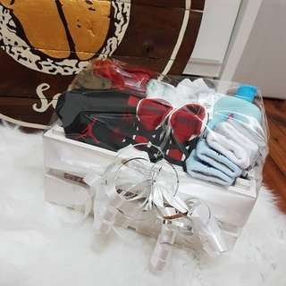Gorgeous baby boy gift set
