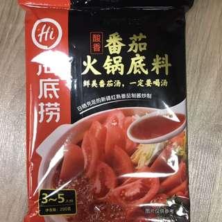 海底撈番茄火鍋底料