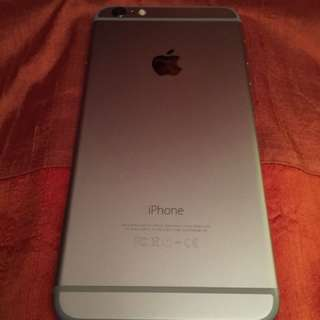 iPhone 6+, 64GB, Space Gray