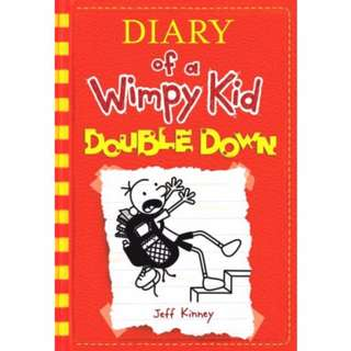 Diary of A Wimpy Kid Double Down (TRADE WITH GETAWAY)