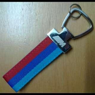 M-perfermances Color/Logo Keychain