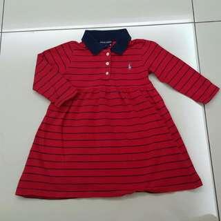 Ralph Lauren Baby Dress (24months)