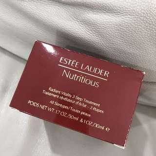 Estée Lauder 2 Step Treatment