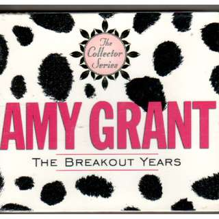 AMY GRANT __the collector series--te breakout years EMI USA