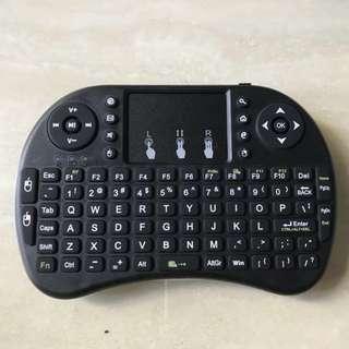ROHS Wireless Mini Keyboard Mouse Combo