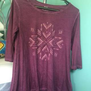 Never worn Roxy shirt