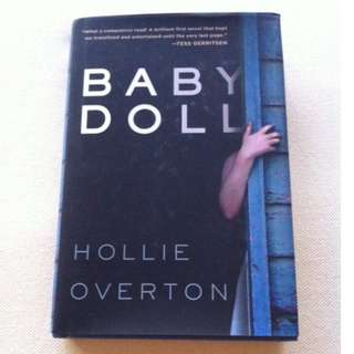 Baby Doll by Hollie Overton (BRAND NEW HARDCOVER)