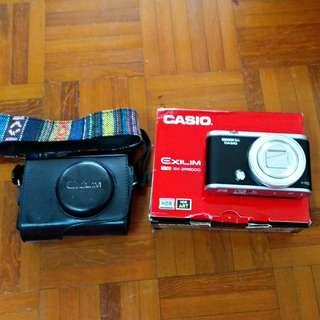 Casio Exilim HS EX-ZR5000