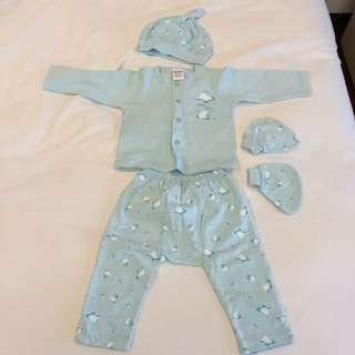 Baby Kiko Newborn Outfit