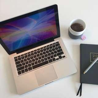 MacBook Pro, 13-inch, mid-2012