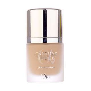 Christian Dior Capture Totale Triple Correcting Serum Foundation 010 Ivory