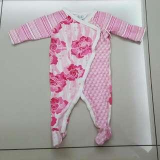 BEBE baby Sleepsuit (6-9months)