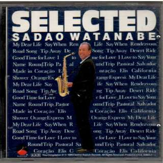 SADAO WATANABE  selected--rendezvous     ELEKRA/ASYLUM Records USA
