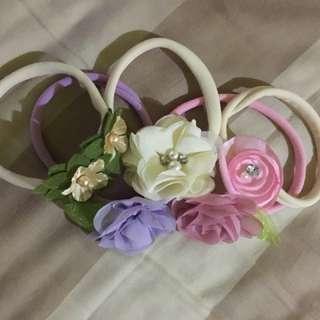 flower headban