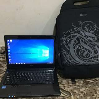Acer Aspire 4752 core i5 Notebook Gaming/office