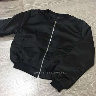 Faux Givenchy Bomber
