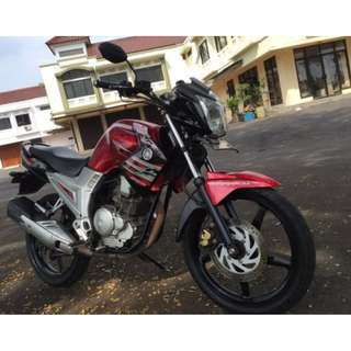 Yamaha Scorpio Z CW 2012, Pajak Hidup, Murah Plat Bekasi Kota
