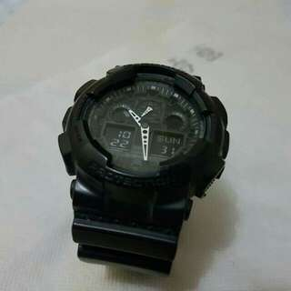 Original Gshock Black
