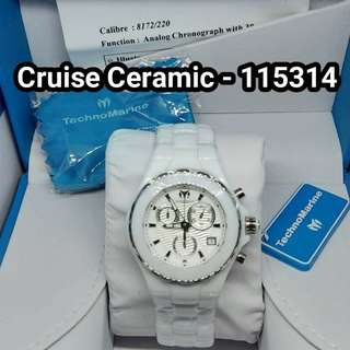 101% Original Cruise Ceramic TechnoMarine