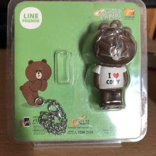Line 熊大八達通